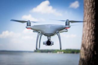 Bazele militare au primit invoire de la Pentagon sa doboare orice drona privata