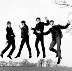 Beatles ajung in Cosmos