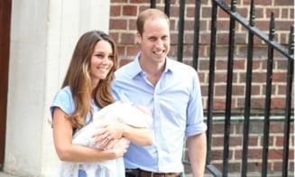 Bebelusul lui Kate si William a primit, in sfarsit, un nume (Video)