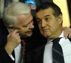 Becali: E o gluma! Hrebenciuc a zis ca face Steaua II din Rapid