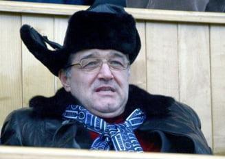 Becali: Fanii lui Dinamo trebuie batuti, tocati si bagati la puscarie