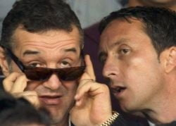 Becali: Il vreau pe Mihai Stoica inapoi la Steaua