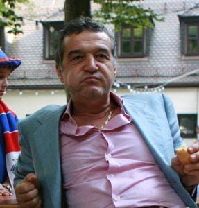 Becali: Unirea e campioana, daca ii mai trebuie un punct cu Steaua, il va lua