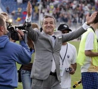 Becali, cel mai respectat om din fotbalul romanesc - Vezi ce reactie a avut