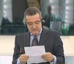 Becali, eurodeputatul roman cu cele mai multe absente