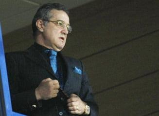 Becali, ingropat in datorii. UEFA a fost mintita!