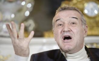 Becali a facut o criza de nervi in direct la TV in cazul boicotului de la echipa nationala