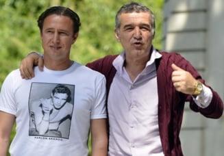 Becali a intervenit in scandalul dintre Piturca si Reghecampf - mesajul transmis din inchisoare