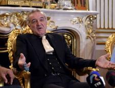 Becali a oferit 700.000 de euro pentru un international roman