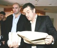 Becali a primit o oferta de a prelua CSKA Sofia