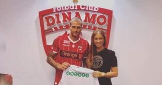 Becali a ramas cu pozele sexy pe Whatsapp! Anamaria s-a mutat la Dinamo + care e relatia cu MM Stoica