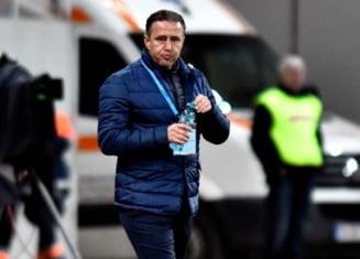 Becali a stabilit ce se va intampla cu Reghecampf daca va pierde derbiul cu Dinamo