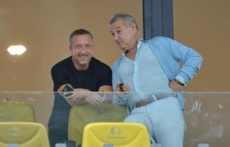Becali a stabilit viitorul lui Nicolae Dica in cazul ratarii calificarii in grupele Europa League