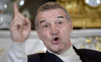 Becali anunta ca renunta la Steaua: O las oricui!
