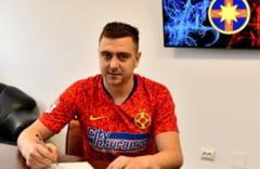 Becali anunta ca vinde un jucator cu 500 de mii de euro