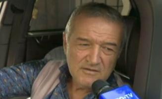 """Becali anunta doua plecari de la FCSB: """"Deja am facut actele"""""""