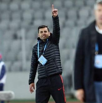 Becali anunta inlocuirea lui Reghecampf: Dica e noul antrenor al FCSB