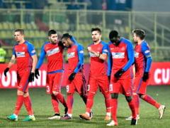 Becali anunta lista neagra de la Steaua: Ce jucatori da afara dupa eliminarea rusinoasa din Cupa