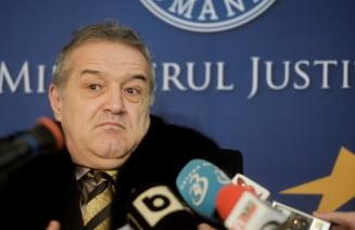Becali anunta masuri dure la Steaua dupa infrangerea din derbiul cu Dinamo