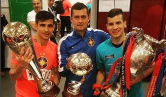 Becali anunta transferul lui Tamas la Steaua - are o clauza incredibila in contract