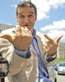 Becali are ceasuri de 250 de milioane de euro