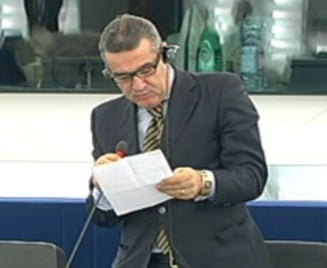 Becali conduce in topul chiulangiilor din Parlamentul European