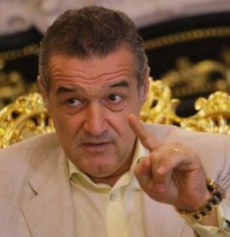 Becali cumpara o echipa din Bulgaria