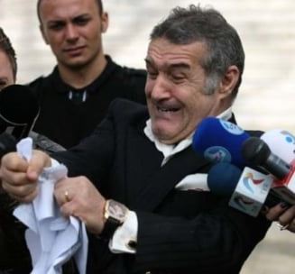 Becali face lumina: Hai sa va spun adevarata problema de la Steaua