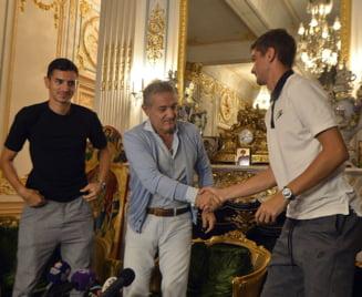 Becali ii face din nou echipa lui Dica dupa infrangerea din Europa League