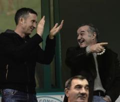 """Becali il ridiculizeza din nou pe Meme Stoica: """"Cel mai bun manager"""" nu poate face transferuri"""