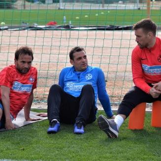 """Becali il umileste pe antrenorul FCSB: """"Nu am fost niciodata atat de slabi!"""""""