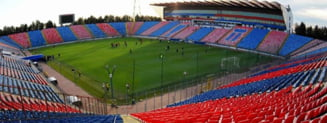 Becali nu vrea sa auda de noul stadion Steaua: Eu am National Arena ca e fina la Primarie!