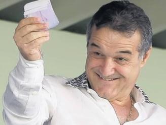 Becali s-a decis. Iata unde vor ajunge banii castigati de Steaua