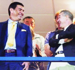 """Becali si Borcea s-au inteles asupra arbitrului, Iancu """"simte"""" furtul"""