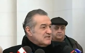Becali si-a schimbat declaratiile in dosarul Popoviciu si va fi acuzat de marturie mincinoasa: Eram Gigi, nu eram Gheorghe!
