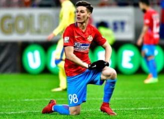 """Becali sustine ca a primit o oferta de """"14-15 milioane de euro"""" pentru un jucator de la FCSB"""
