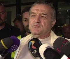 """Becali vrea arbitri straini: """"Cu CFR iti anuleaza si doua goluri!"""""""