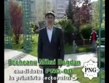 Becheanu Mihai Bogdan - Alegeri locale 2008
