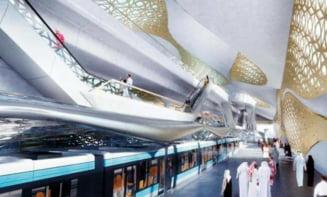 Bechtel construieste noul metrou din Riad - Care este valoarea proiectului