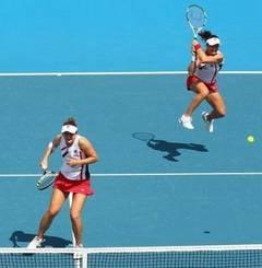 Begu / Niculescu, optimi grele de dublu la Marele Slam australian
