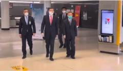Beijingul trimite un ''luptător lup'' ca ambasador la Washington VIDEO