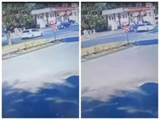 Beizadeaua din Slatina care a ucis un om pe trecerea de pietoni avea permisul reținut pentru un alt accident cu victimă și circula cu dovadă de la Parchet VIDEO