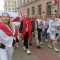 Belarus: Opozanta Maria Kolesnikova a anuntat fondarea unui nou partid reformator