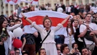 Belarus, la un pas de declansarea unei greve generale, dupa refuzul lui Lukasenko de a renunta la putere