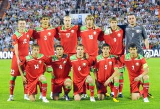Belarus a anuntat lotul pentru meciul cu Romania