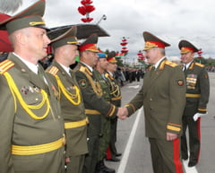 Belarusul isi intareste frontiera cu Ucraina, de teama NATO