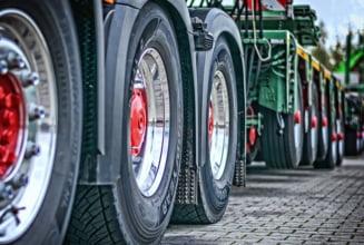 Belgia a pus sechestru pe camioanele unei companii banuite de dumping social. Toti soferii erau romani
