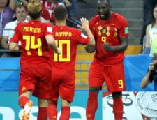 Belgia zdrobeste Tunisia in cel mai frumos meci de la Mondiale