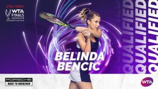 Belinda Bencici castiga si marele trofeu de la Moscova, dupa ce si-a asigurat calificarea la Turneul Campioanelor