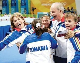 Belu: Gimnastele nu primeau niciodata bani pentru performantele lor